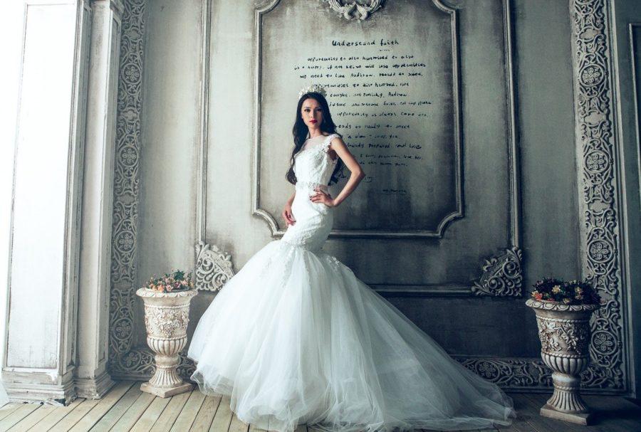 origine robe mariée blanche